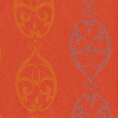 JM Lynne Wallcovering Garibaldi Rouge Modern Designs