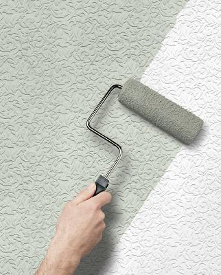 Blue Mountain Wallcovering VP131610  Paintable Wallpaper