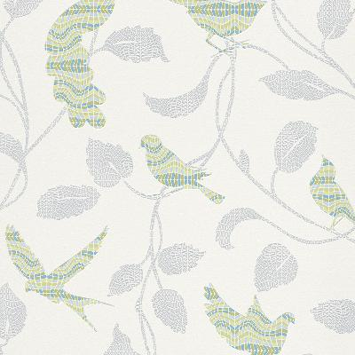 Washington Wallcoverings 721706 Wallcovering  Animals