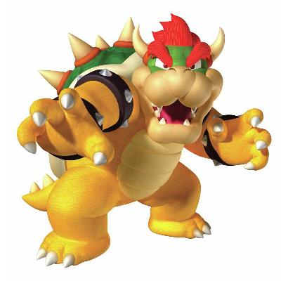 York Wallcovering Nintendo - Bowser Peel & Stick Giant Wall Decal Yellow Search Results