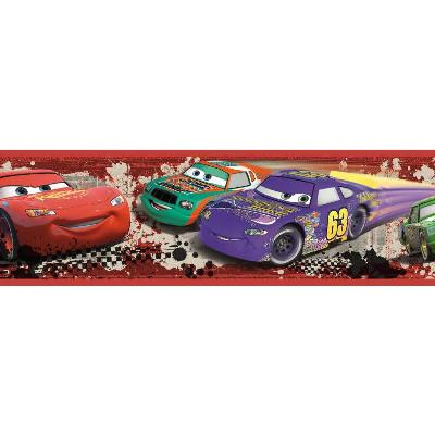 York Wallcovering Cars Piston Cup Champion Racing Wall Border  Search Results