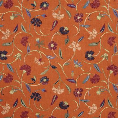 Fabricut Fabrics JACOBEAN JANGLE CINNAMON Search Results