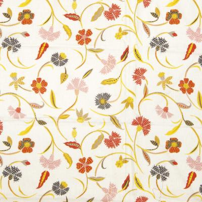Fabricut Fabrics JACOBEAN JANGLE WHITE AND BRIGHT Search Results