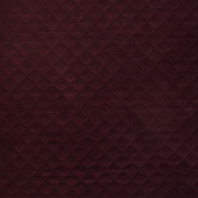 Fabricut Fabrics QUILTED VELVET BORDEAUX Search Results