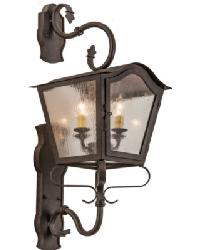 Christian Wall Sconce by