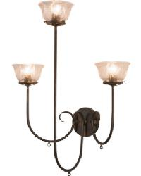 Perennial 3 LT Wall Sconce by