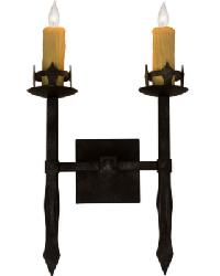 Castilla 2 LT Wall Sconce by