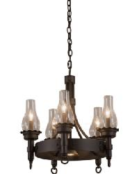 Durango 5 LT Chandelier by