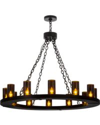 Loxley 12 LT Chandelier by