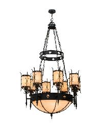 Sabrina 8 LT Chandelier by