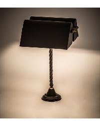Belmont Bankers Lamp by