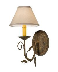 Bordeaux Wall Sconce by