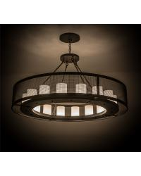 Loxley Golpe 16 LT Chandelier by