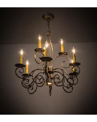 Grace 10 LT Chandelier by