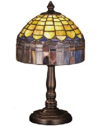 Tiffany Candice Mini Lamp by