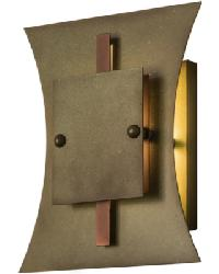 Mission Tye Wall Sconce by