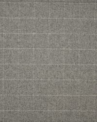 Maxwell Fabrics Checkup 114 Grey Owl Fabric