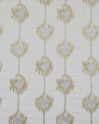 Maxwell Fabrics Embellished 304 Gold Dust Fabric