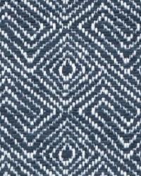 Maxwell Fabrics HIP SQUARES 103 MARINE Fabric