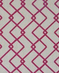 Maxwell Fabrics Insets 315 Magenta Fabric