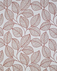 Maxwell Fabrics Leaf Lines 216 Rust Fabric