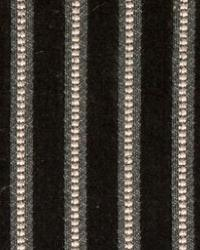 Maxwell Fabrics ROCKEFELLER 306 RAVEN Fabric