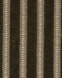 Maxwell Fabrics ROCKEFELLER 402 CHOCOLATE Fabric