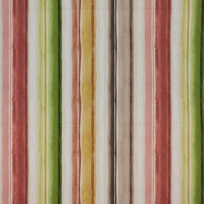 RM Coco Rose Hill Stripe Coral Inspired Living Vol 14
