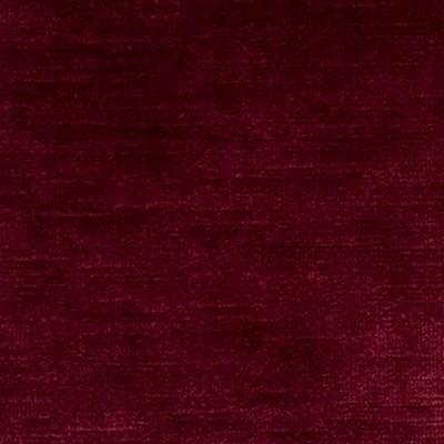 Fabricut Fabrics BELLAGIO BLACK CHERRY Bellagio Velvet