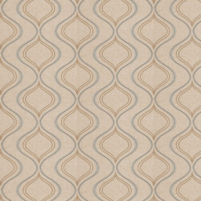 Fabricut Fabrics BONE OGEE WATERFALL Fabricut Fabrics