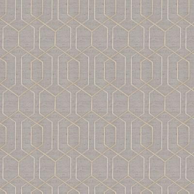 Fabricut Fabrics CROSSWISE ZINC Fabricut Fabrics