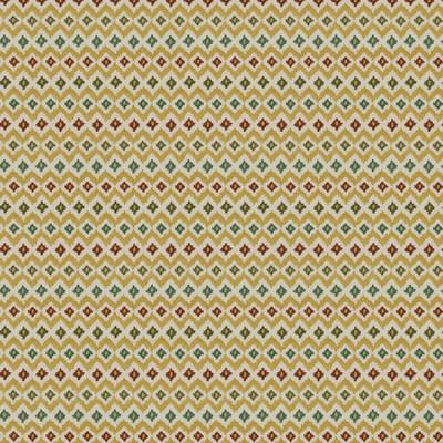 Fabricut Fabrics MONOGRAM CITRON Fabricut Fabrics