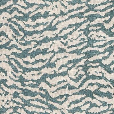 Fabricut Fabrics CROSSING TEAL Fabricut Fabrics