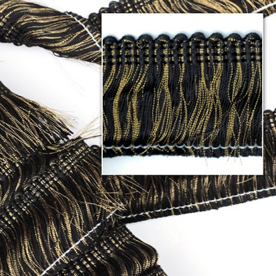 Novel Trim BOCA BLACK Novel Trims And Tassels