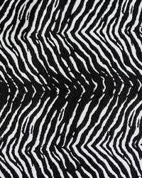 Novel Zenith Zebra Fabric