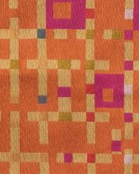 Novel Divergence Tangerine Fabric