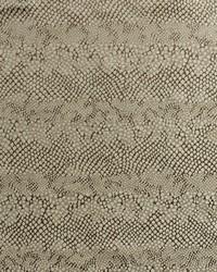Novel Adder Pecan Fabric