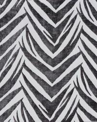 Novel Zebra Steel Fabric