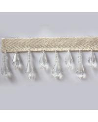 Novel Amsterdam Crystal Fabric