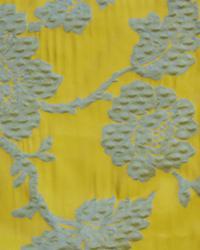 Novel Fiorella Celery Fabric