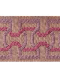Novel Stephan Thistle  Purple Fabric