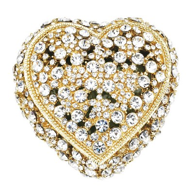 Olivia Riegel Gold Crystal Heart Box  Search Results