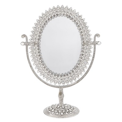 Olivia Riegel Oval Magnified Standing Mirror  Search Results