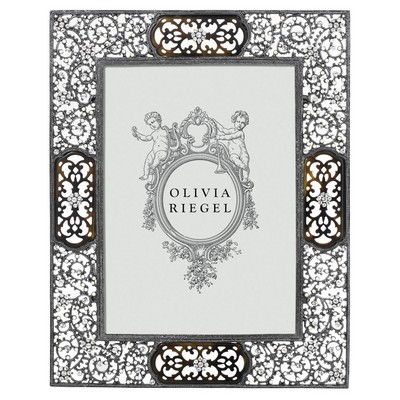 Olivia Riegel Queen Anne�s Lace 5� x 7� Frame with Decorative Metal Back  Search Results