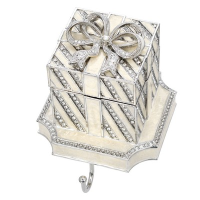 Olivia Riegel White Gift Box Stocking Holder  Search Results