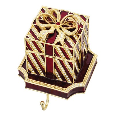 Olivia Riegel Red Gift Box Stocking Holder  Search Results