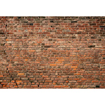 Wall Pops Brick Wall Red Wall Mural Reds Industrial