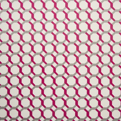 Clarke and Clarke GIOVANNI F0707 FUCHSIA Clarke and Clarke Fabrics