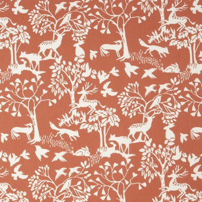 Clarke and Clarke F0993 3-CINNAMON Clarke and Clarke Fabrics
