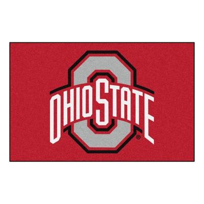 Fan Mats  LLC Ohio State Buckeyes Starter Rug  Search Results